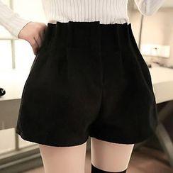 Shimi - Plain Woven Shorts
