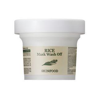 Skinfood - Rice Mask Wash Off 100g
