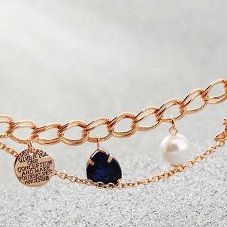 Trend Cool - Multi-Charms Bracelet