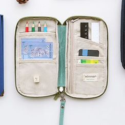 Class 302 - Travel Wallet