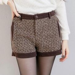 Tokyo Fashion - Mélange Shorts