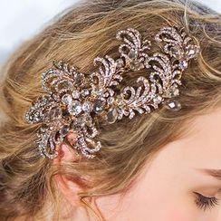 Neostar - 新娘水鑽髮夾