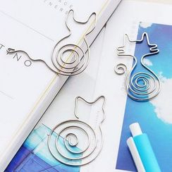 YUNO - Metal Paper Clip Bookmark