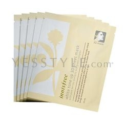 Innisfree - White Tone Up 3D Sheet Mask