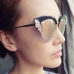 Biu Style - 復古墨鏡