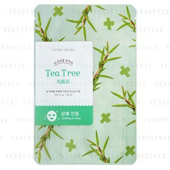 Etude House - New I Need You, Tea Tree! Mask Sheet