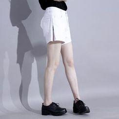 Sonne - Zipper-Side Shorts