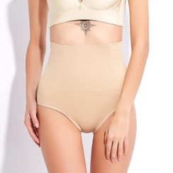 Fair Lady - Plain High Waist Shaping Panties