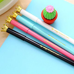 MissYou - Rhinestone Crown Pen