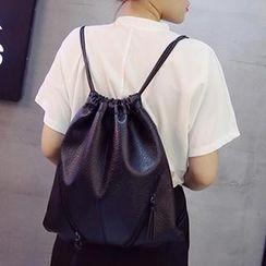Youme - Drawstring Backpack