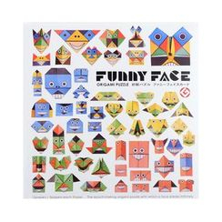 cochae - cochae : Funny Face Card Set (5 Types×3)