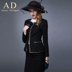 Aision - Set: Jacket + Pencil Skirt