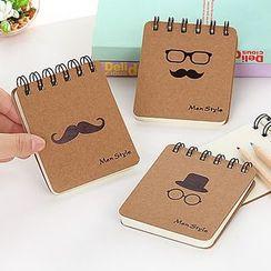 Homy Bazaar - 口袋笔记本