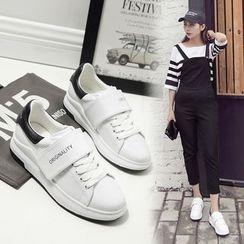 Anran - Velcro Sneakers