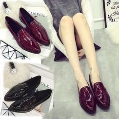 SouthBay Shoes - Pointy Loafers