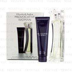Elizabeth Arden - Provocative Woman Coffret: Eau De Parfum Spray 100ml/3.3oz + Body Lotion 100ml/3.3oz