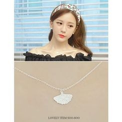 soo n soo - Metal Necklace