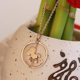 Love Generation - Horse Accent Necklace