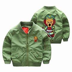 Kido - 小童立领外套