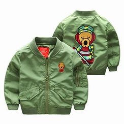 Kido - 小童立領外套