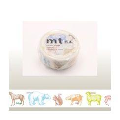 mt - mt Masking Tape : mt ex animals