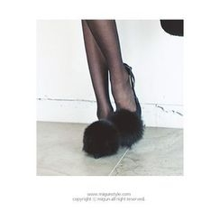 migunstyle - Faux-Fur Sandals (2 Designs)