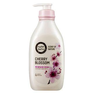 HAPPY BATH - Cherry Blossom Perfume Body Wash 500g