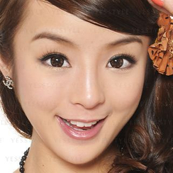 GEO - Flower Lens WT-C24 (Xtra Plum Brown)