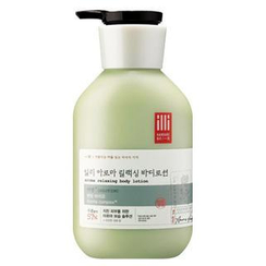 illi - Aroma Relaxing Body Lotion 350ml