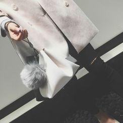 Youshine - Bobble Colour Block Shoulder Bag