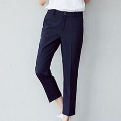 Hazie - Cropped Dress Pants