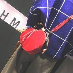 Secret Garden - Heart Crossbody Bag
