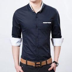 JIBOVILLE - 純色襯衫