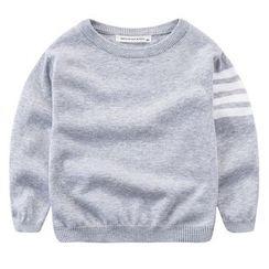 DEARIE - 兒童條紋毛衣