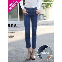 BBAEBBAE - Washed Skinny Jeans