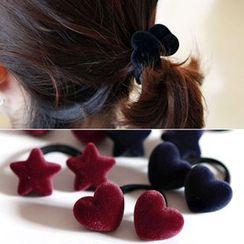 Aurabe - Velvet Hair Tie
