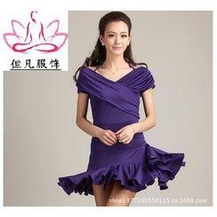 AUM - 拉丁舞连衣裙