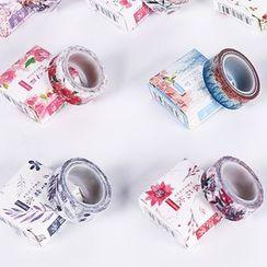 Homey House - 碎花美纹纸胶带