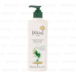 A'kin - Unscented Very Gentle Body Wash