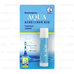 Mentholatum - Aqua Treatment Lip Balm