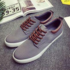HOKK - 帆布休閒鞋
