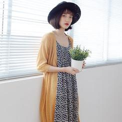 Forest Girl - 七分袖长外套