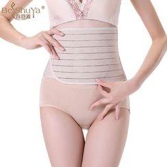 Fair Lady - 條紋塑身腰封