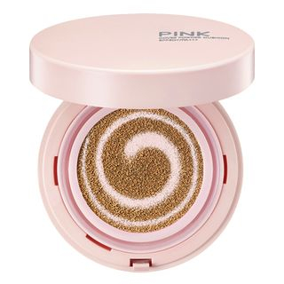 TOSOWOONG - Pink Cover Powder Cushion SPF50+ PA+++ (#21 Light Beige)