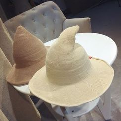 FROME - Pointy Straw Hat
