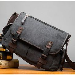 TESU - Canvas Messenger Bag