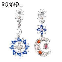 ROXI - Non-Matching Drop Earrings