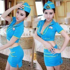 Joy Love Club - 空姐派对服装
