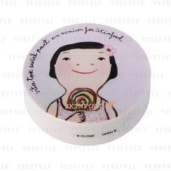 Skinfood - Eva Armisen's Small Happiness - Vita Tok Swirl Pact SPF 20 PA+ (#02 Natural Beige) (Limited Edition)