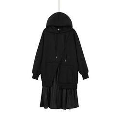 Momewear - 假两件连衣裙